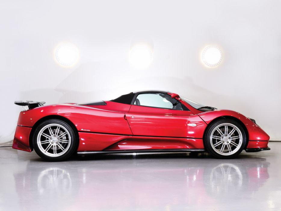 2005 Pagani Zonda C12 S 7_3 Roadster supercars supercar   i wallpaper