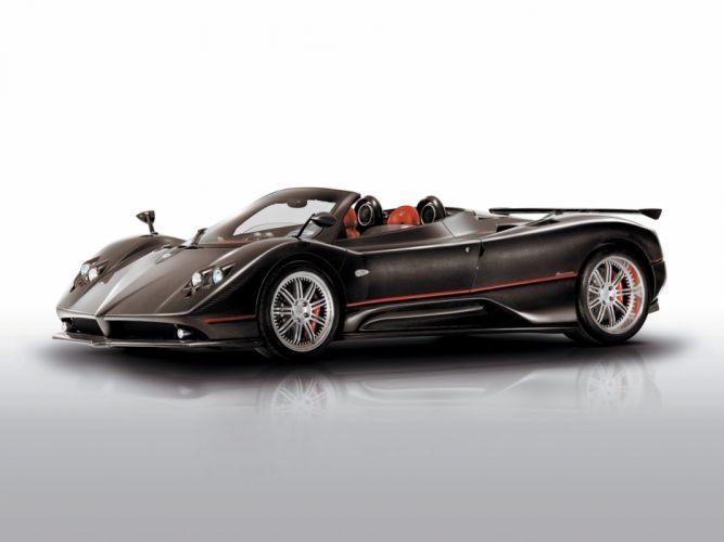2006 Pagani Zonda Roadster F supercar supercars f wallpaper