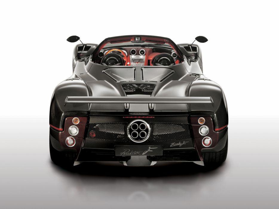 2006 Pagani Zonda Roadster F supercar supercars interior  b wallpaper