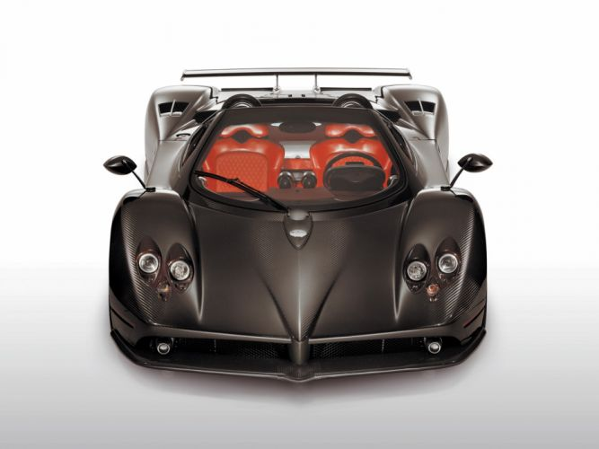 2006 Pagani Zonda Roadster F supercar supercars interior wallpaper