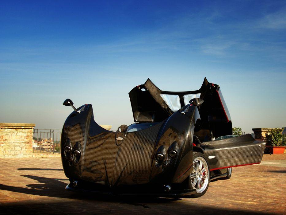 2006 Pagani Zonda Roadster F supercar supercars wallpaper