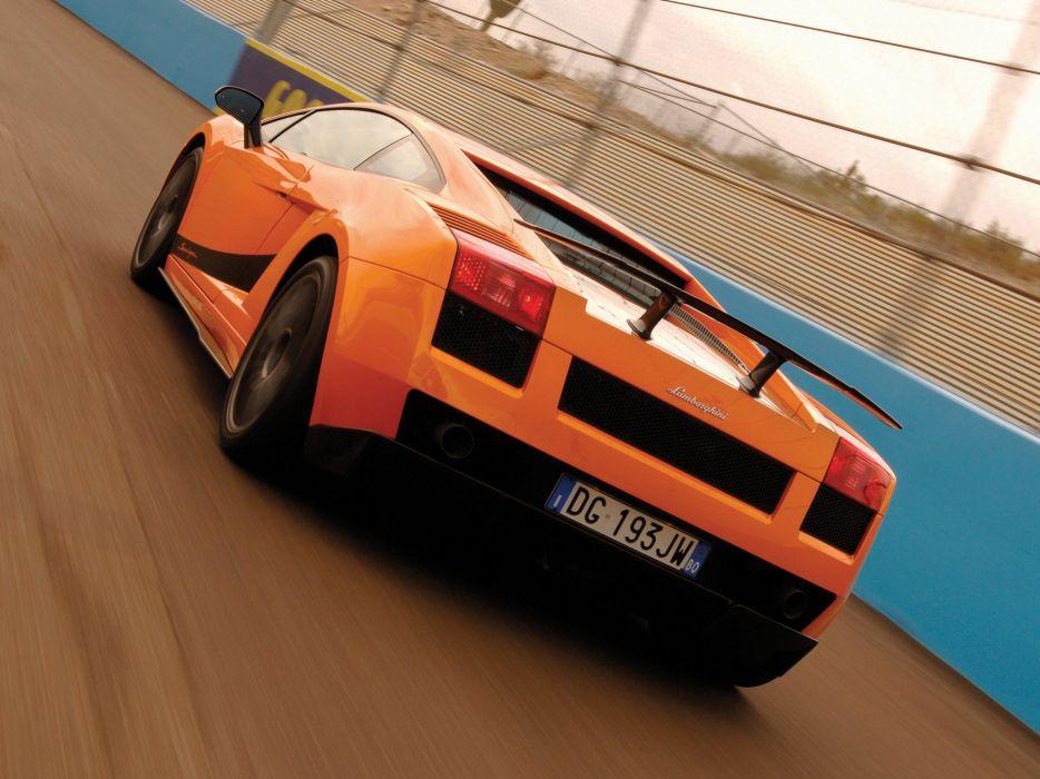 2007 Lamborghini Gallardo Superleggera supercar supercars     d wallpaper