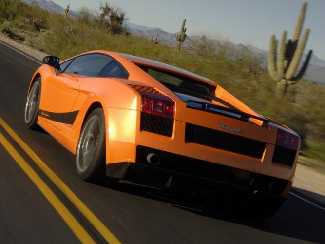 2007 Lamborghini Gallardo Superleggera supercar supercars e wallpaper