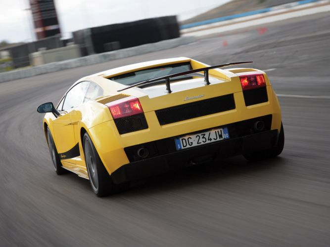 2007 Lamborghini Gallardo Superleggera supercar supercars d wallpaper