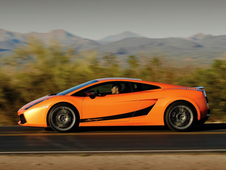 2007 Lamborghini Gallardo Superleggera supercar supercars   f wallpaper