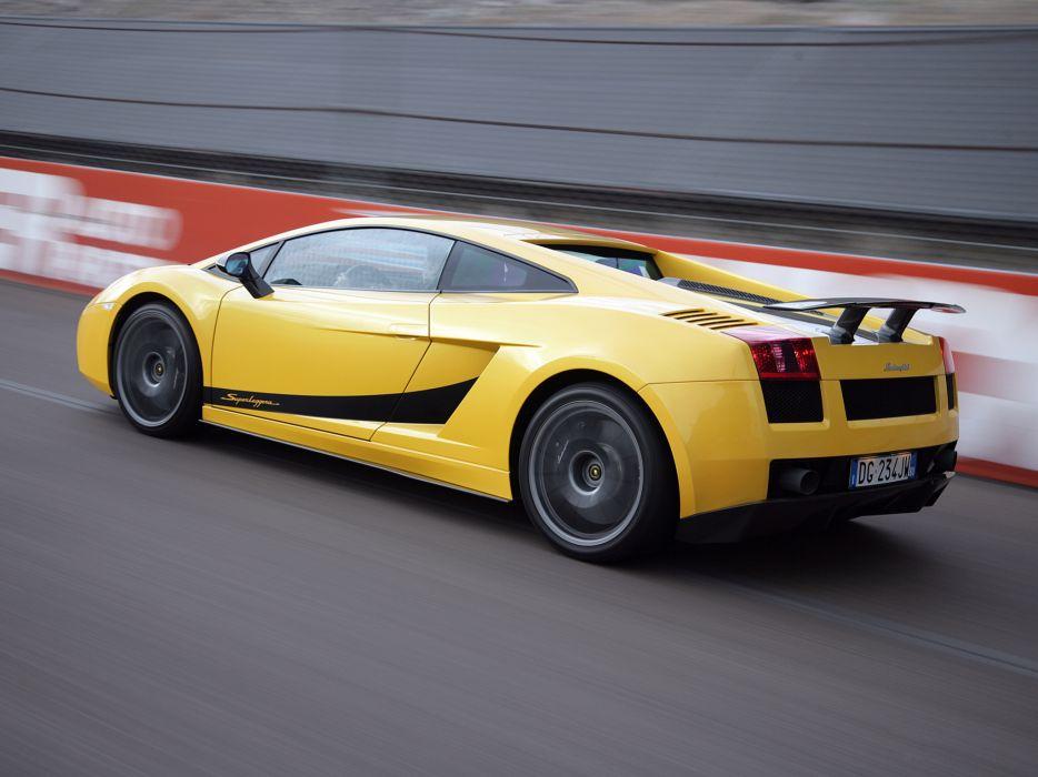 2007 Lamborghini Gallardo Superleggera supercar supercars   s wallpaper