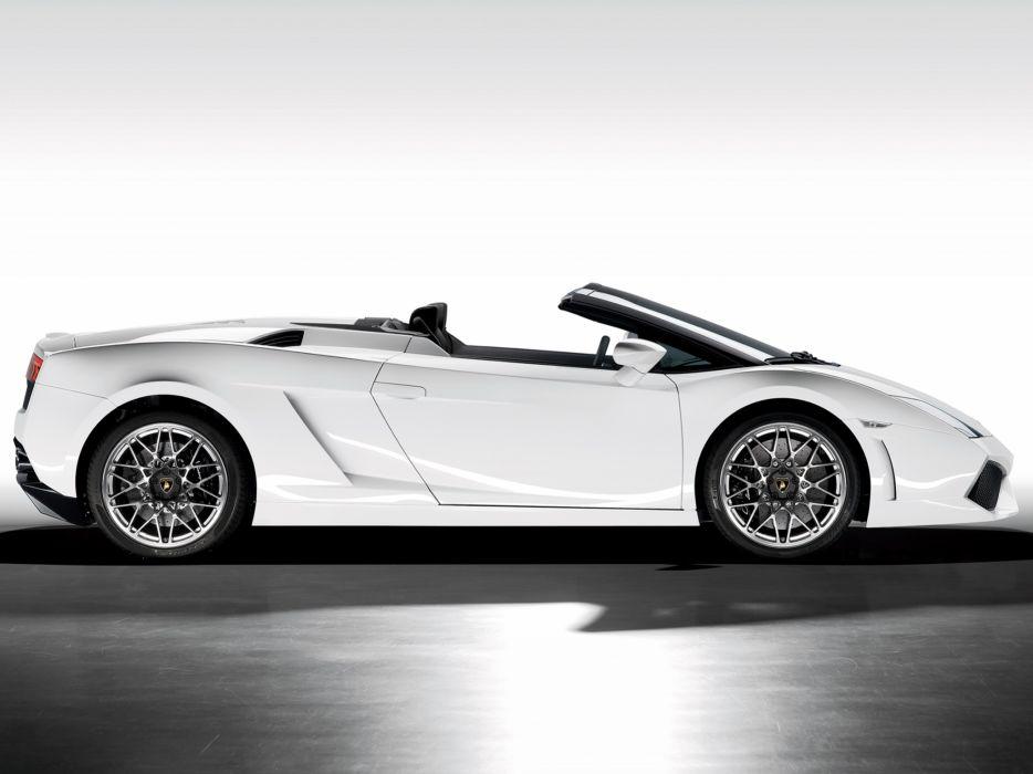 2008 Lamborghini Gallardo LP560-4 Spyder supercar supercars   s wallpaper