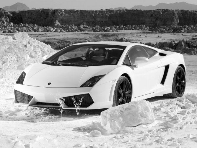 2008 Lamborghini Gallardo LP560-4 supercar supercars g wallpaper