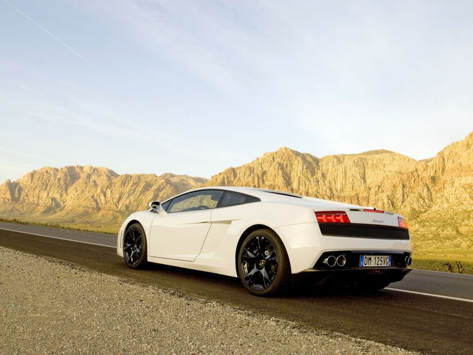2008 Lamborghini Gallardo LP560-4 supercar supercars     g wallpaper
