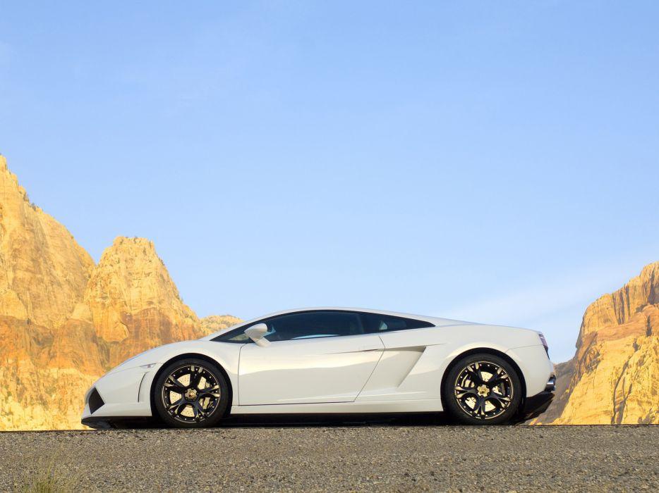 2008 Lamborghini Gallardo LP560-4 supercar supercars    f wallpaper