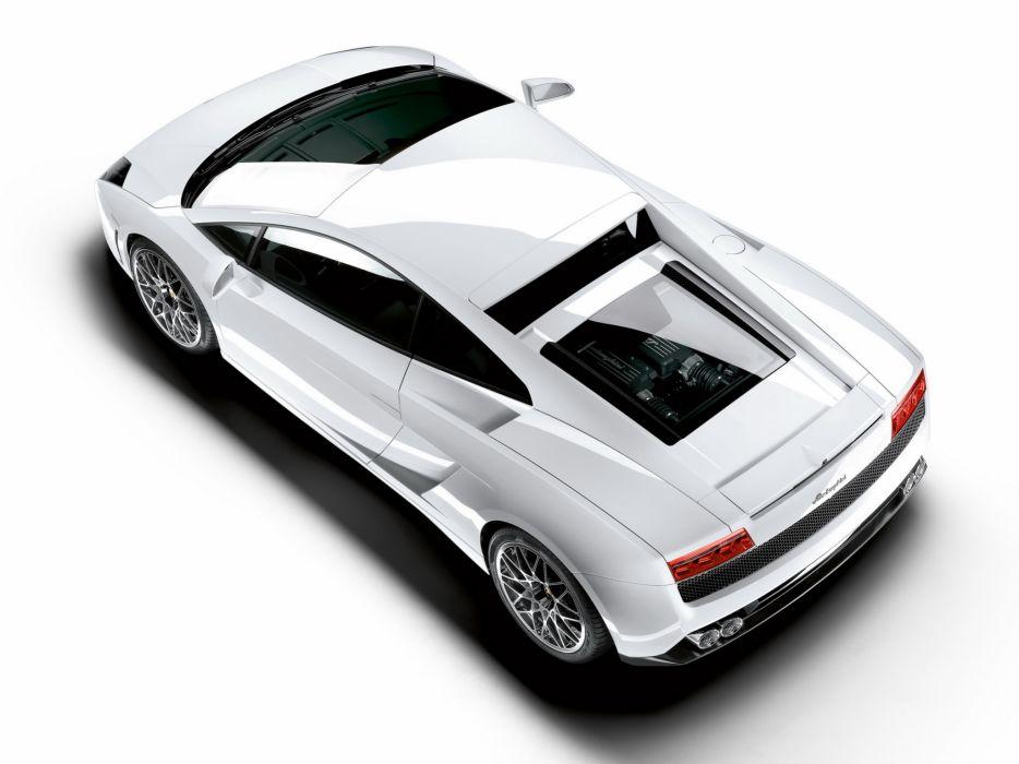 2008 Lamborghini Gallardo LP560-4 supercar supercars engine engines wallpaper