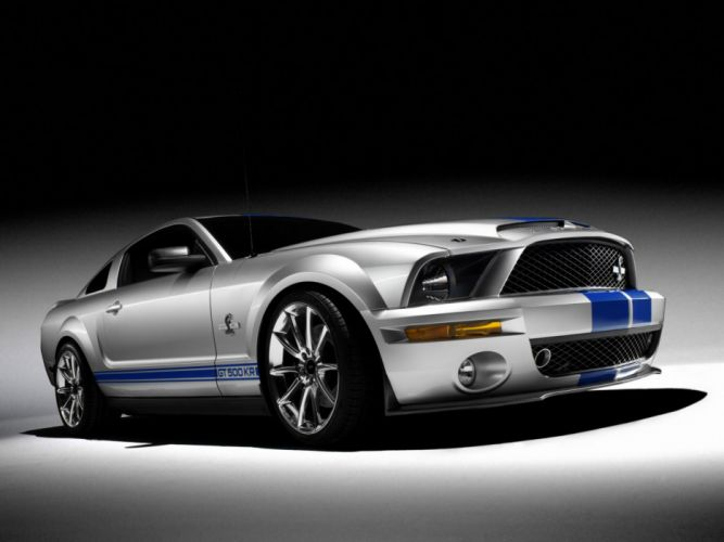 2008 Shelby GT500-KR gt500 ford mustang muscle classic fe wallpaper