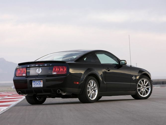 2008 Shelby GT500-KR gt500 ford mustang muscle classic fa wallpaper