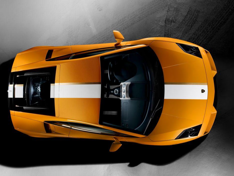 2009 Lamborghini Gallardo LP550-2 supercar supercars interior wallpaper