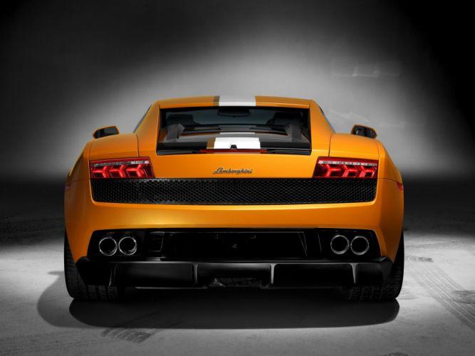 2009 Lamborghini Gallardo LP550-2 supercar supercars f wallpaper
