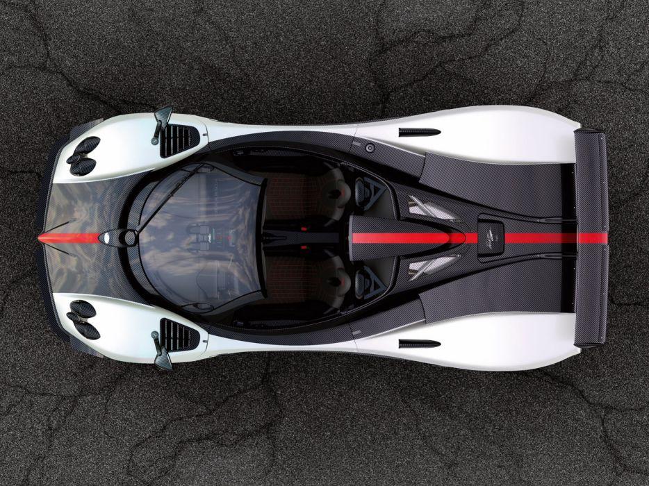 2009 Pagani Zonda Cinque Roadster supercar supercars wallpaper