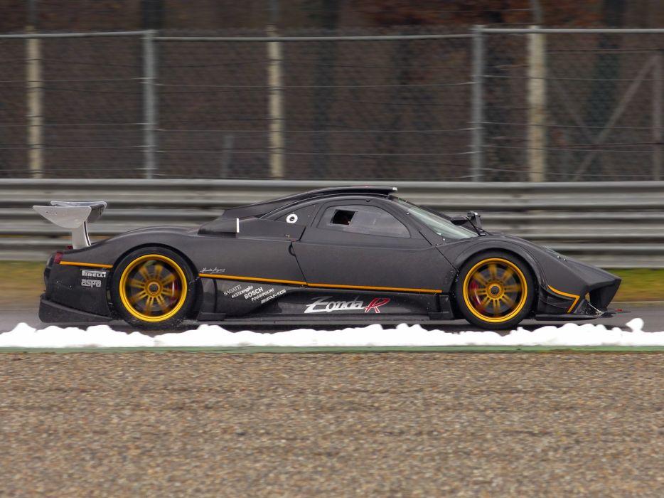 2009 Pagani Zonda R supercar supercars      d wallpaper