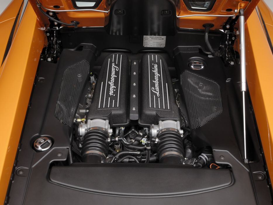 2010 Lamborghini Gallardo LP550-2 supercar supercars engine engines wallpaper