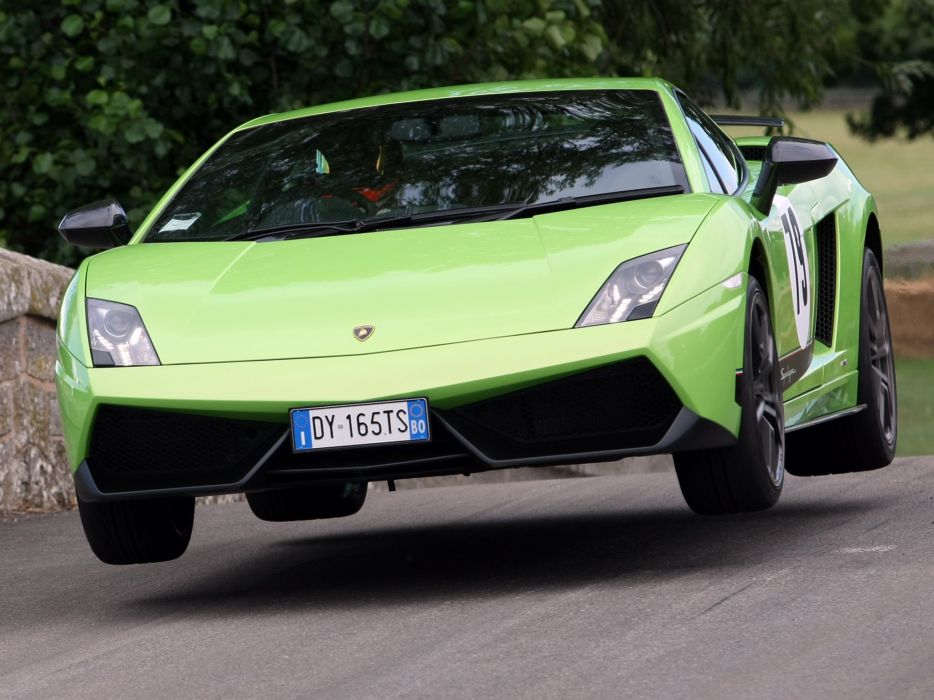 2010 Lamborghini Gallardo LP570-4 Superleggera supercar supercars   f wallpaper