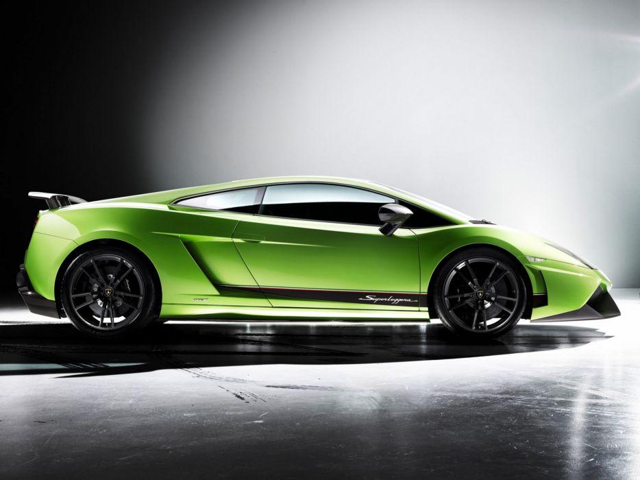 2010 Lamborghini Gallardo LP570-4 Superleggera supercar supercars   g wallpaper