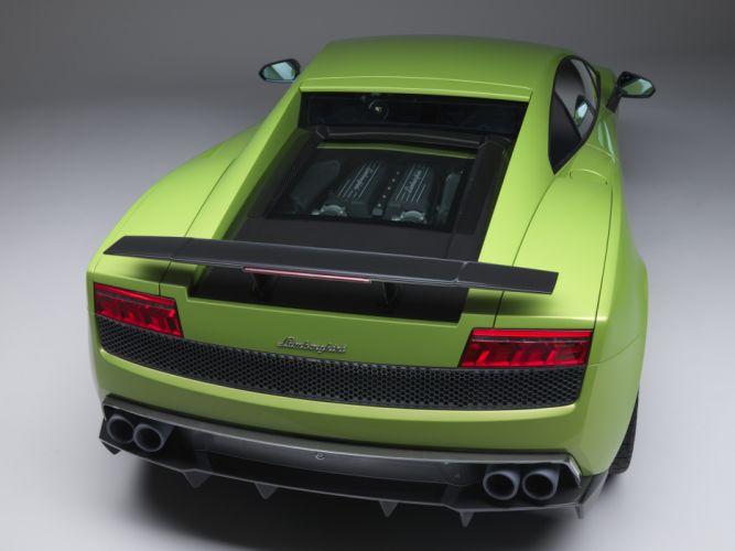 2010 Lamborghini Gallardo LP570-4 Superleggera supercar supercars engine engines wallpaper