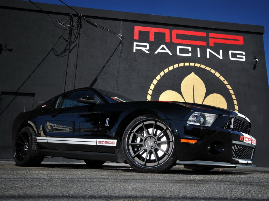 2010 MCP-Racing Shelby GT900 ford mustang supercar supercars muscle q wallpaper