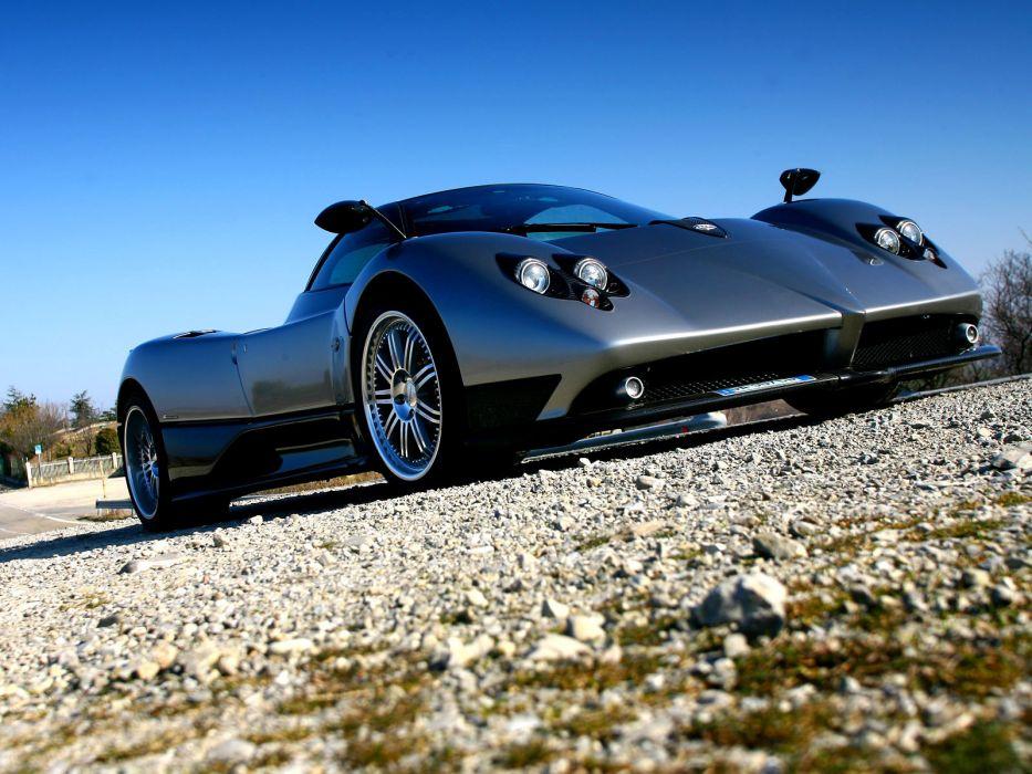 2010 Pagani Zonda F Clubsport supercar supercars wallpaper