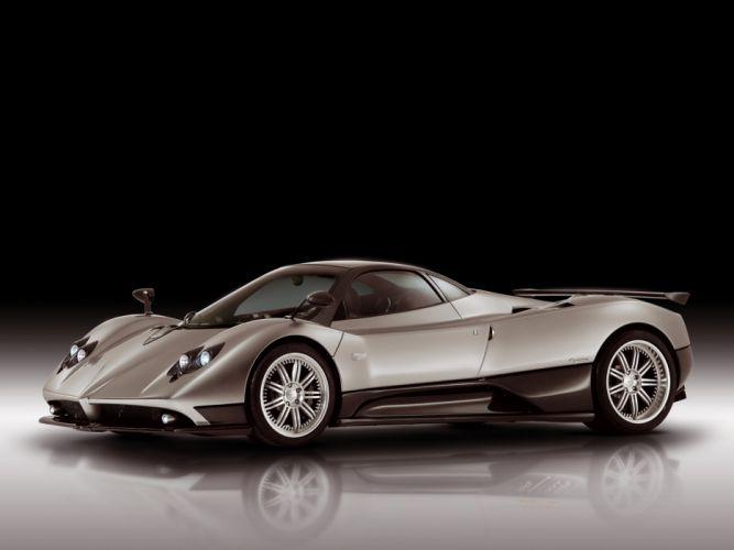 2010 Pagani Zonda F supercar supercars f wallpaper