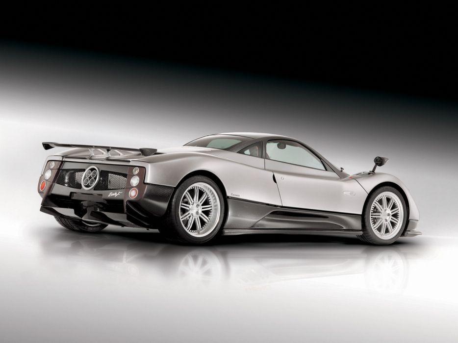 2010 Pagani Zonda F supercar supercars   g wallpaper