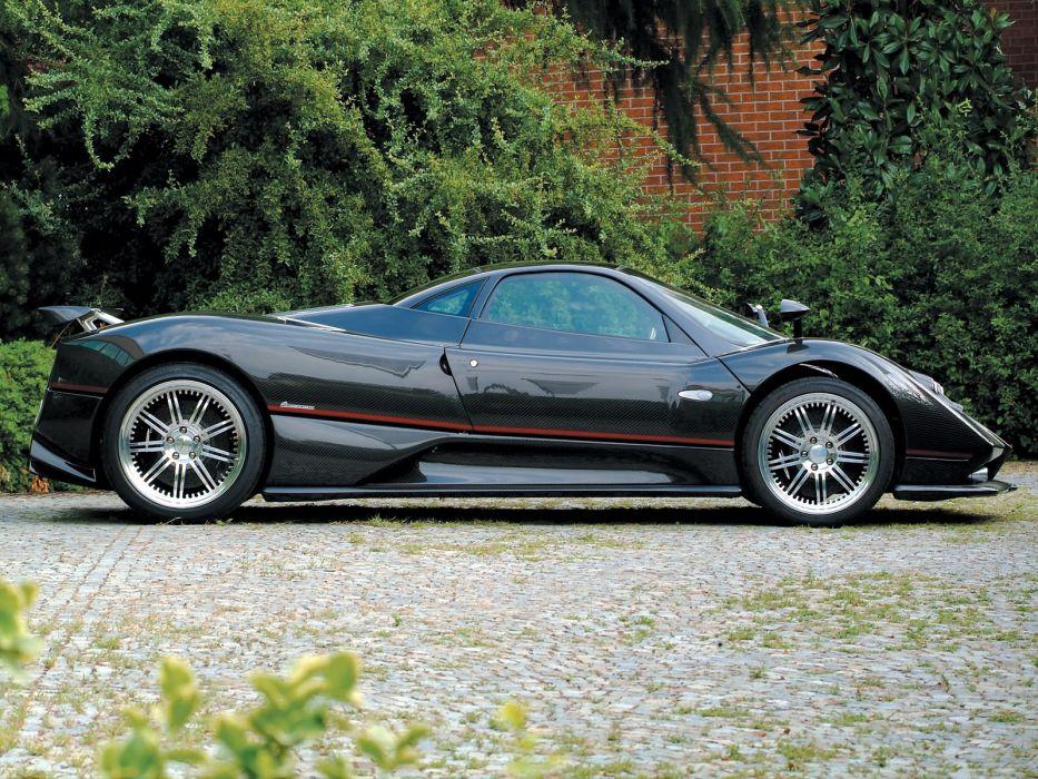 2010 Pagani Zonda F supercar supercars r wallpaper