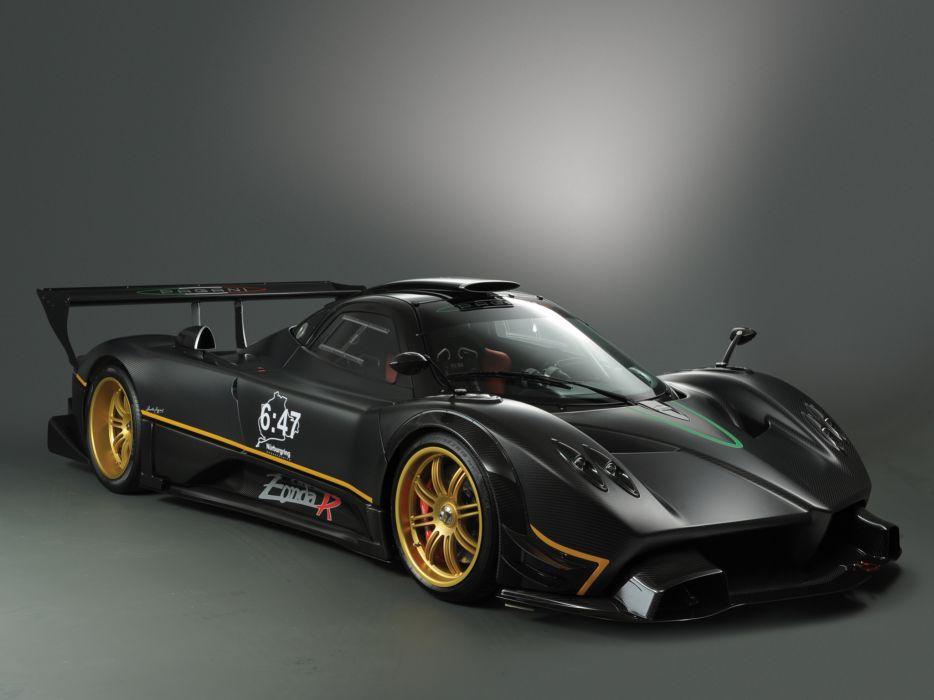 2010 Pagani Zonda R supercar supercars   g wallpaper