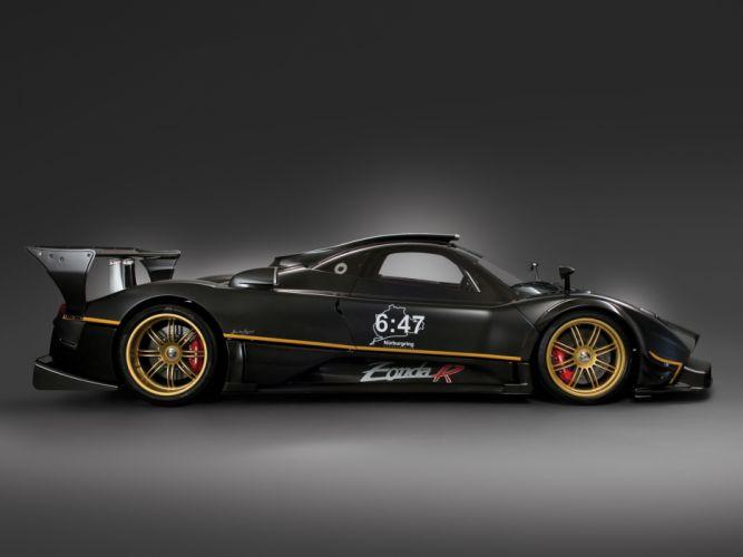 2010 Pagani Zonda R supercar supercars f wallpaper