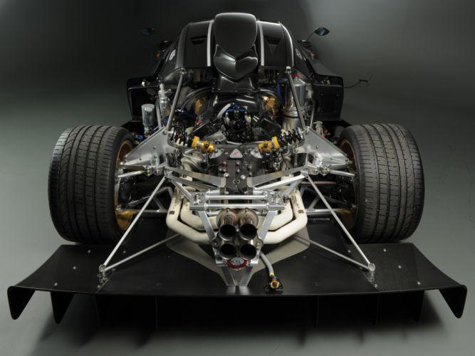 2010 Pagani Zonda R supercar supercars engine engines v wallpaper