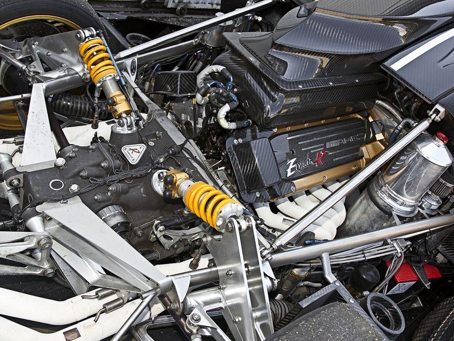 2010 Pagani Zonda R supercar supercars w wallpaper