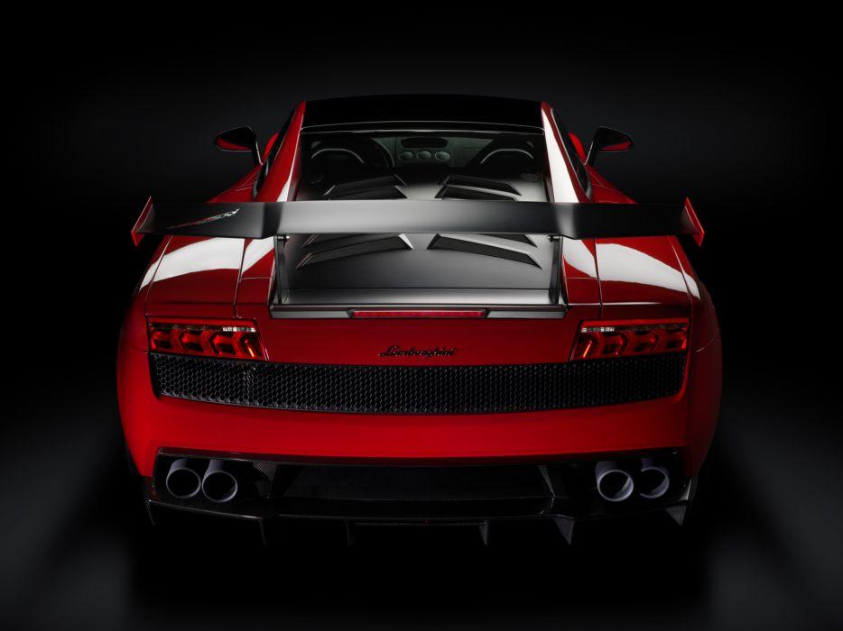2011 Lamborghini Gallardo LP 570-4 Super Trofeo Stradale supercar supercars     f wallpaper