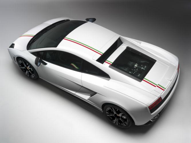 2011 Lamborghini Gallardo LP550-2 Tricolore supercar supercars engine engines b wallpaper