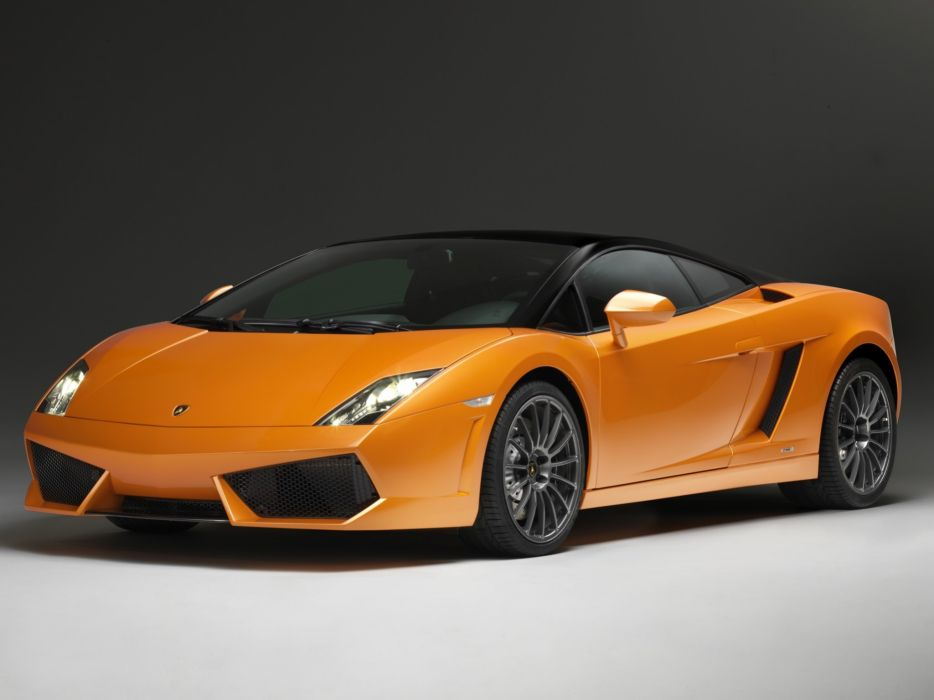 2011 Lamborghini Gallardo LP560-4 Bicolore supercar supercars  f wallpaper