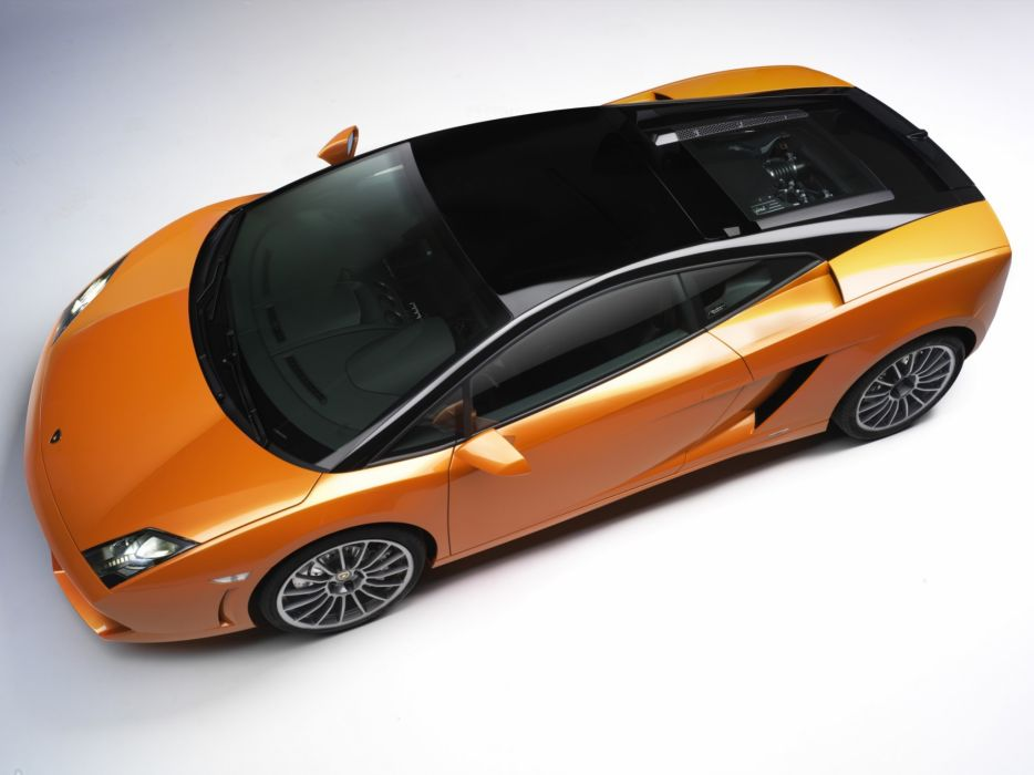 2011 Lamborghini Gallardo LP560-4 Bicolore supercar supercars engine engines  f wallpaper