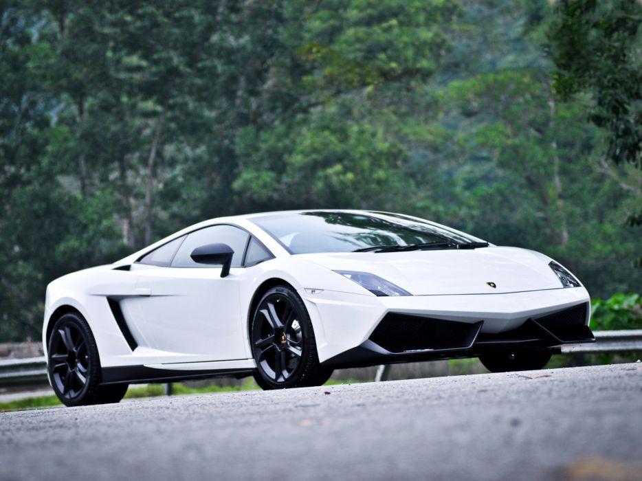 2012 Lamborghini Gallardo LP550-2 MLE supercar supercars wallpaper