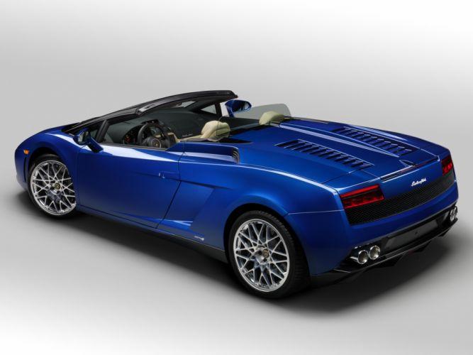 2012 Lamborghini Gallardo LP550-2 Spyder supercar supercars f wallpaper