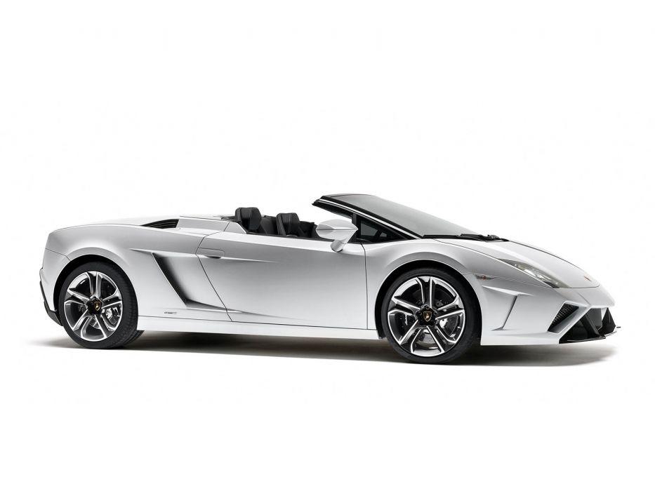 2012 Lamborghini Gallardo LP560-4 Spyder supercar supercars wallpaper