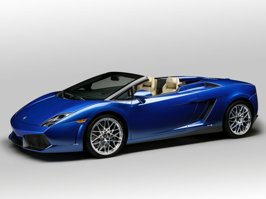 2012 Lamborghini Gallardo LP550-2 Spyder supercar supercars wallpaper