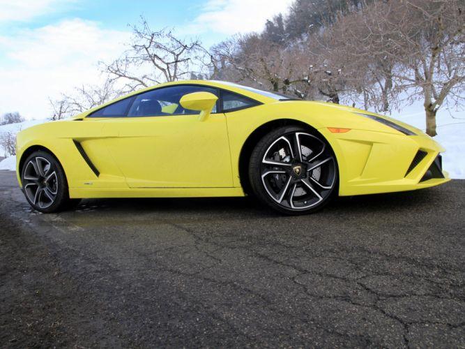 2012 Lamborghini Gallardo LP560-4 supercar supercars fe wallpaper