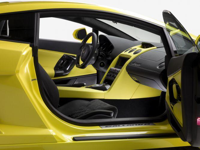 2012 Lamborghini Gallardo LP560-4 supercar supercars interior f wallpaper
