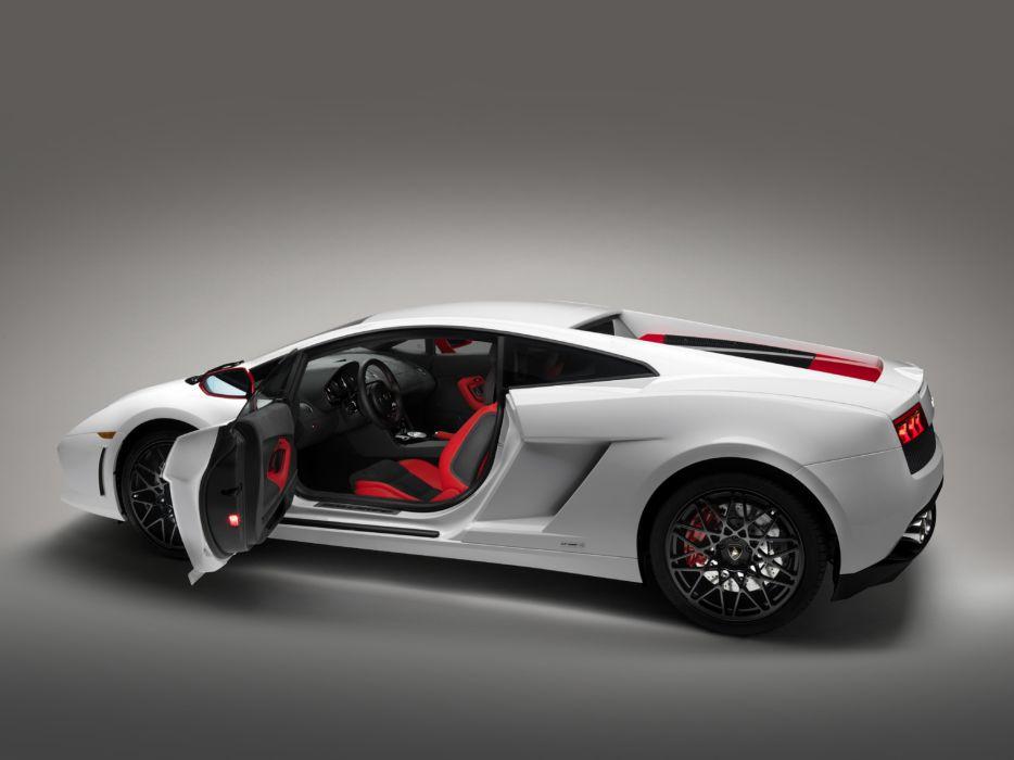 2012 Lamborghini Gallardo Lp560 4 Supercar Supercars Interior