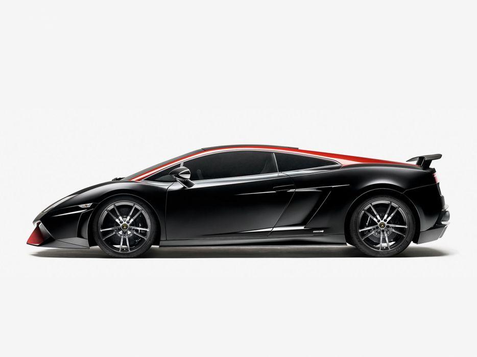 2012 Lamborghini Gallardo LP570-4 Superleggera Edizione Tecnica supercar supercars    fe wallpaper