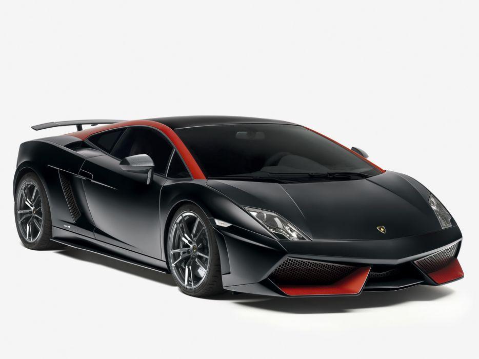 2012 Lamborghini Gallardo LP570-4 Superleggera Edizione Tecnica supercar supercars wallpaper