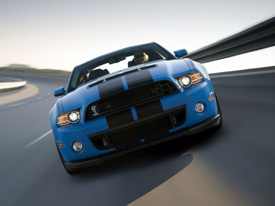 2012 Shelby GT500 SVT ford mustang muscle c wallpaper