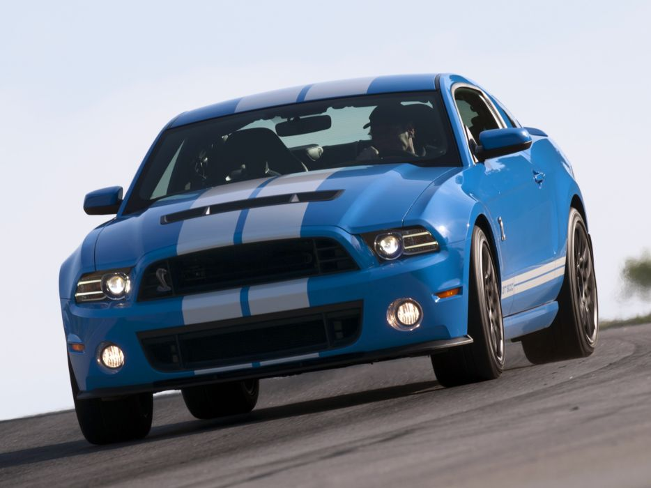 2012 Shelby GT500 SVT ford mustang muscle e wallpaper
