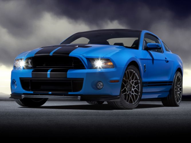 2012 Shelby GT500 SVT ford mustang muscle y wallpaper